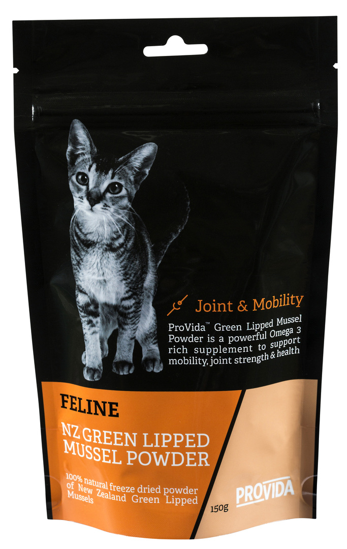 Feline Green Lipped Mussel Powder image 0