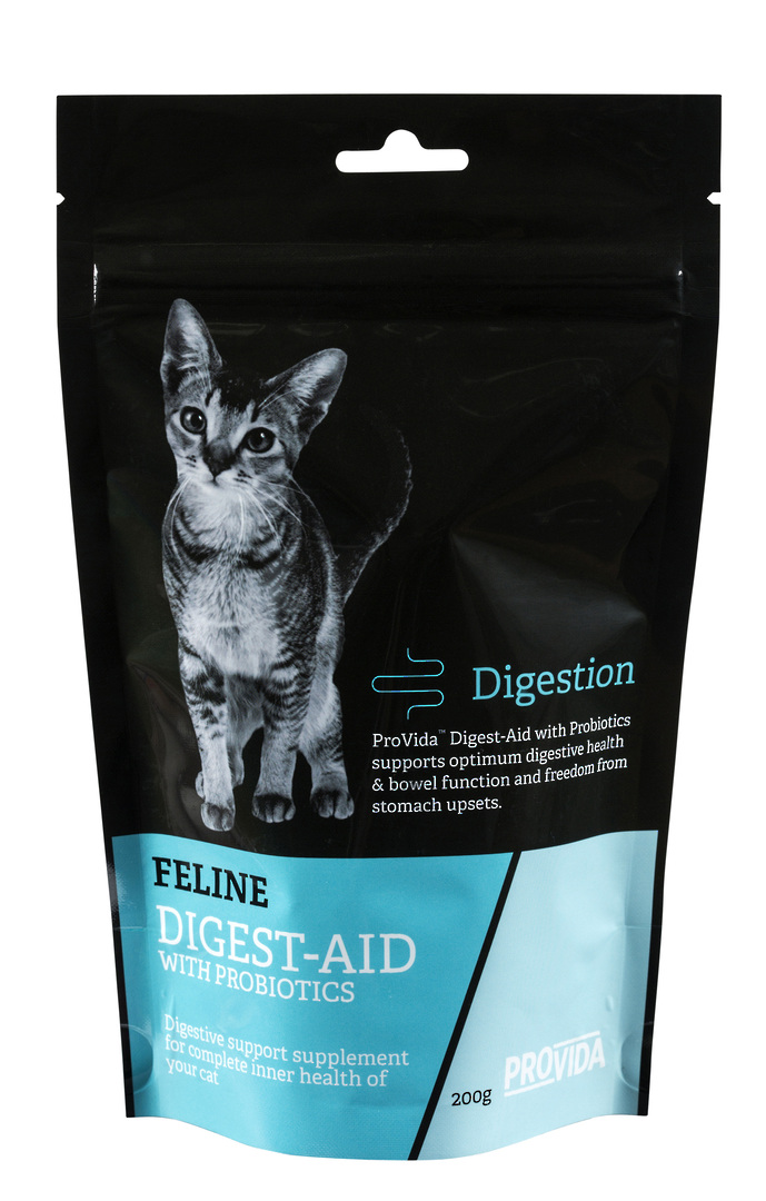 Feline Digest-Aid with Probiotics image 0