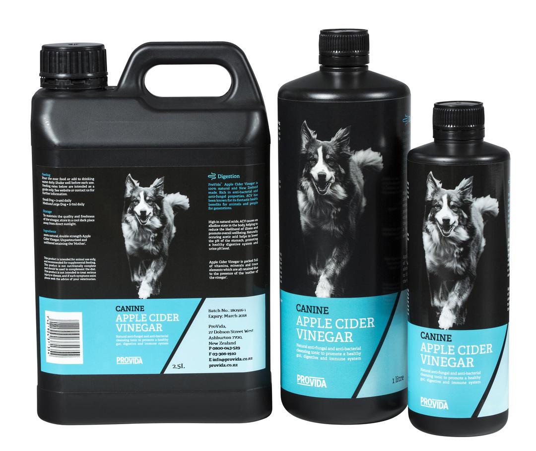 Canine Apple Cider Vinegar image 0