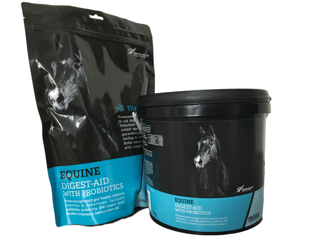 Equine Digest-Aid with Probiotics image 0