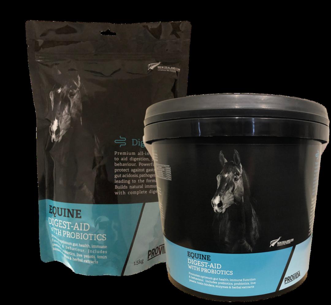 Equine Digest-Aid with Probiotics image 0