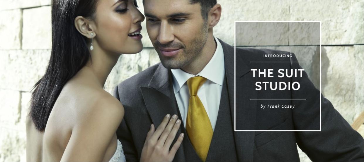 Frank Casey Suit Studio - Retail Suits