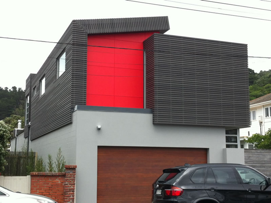 external cladding boards