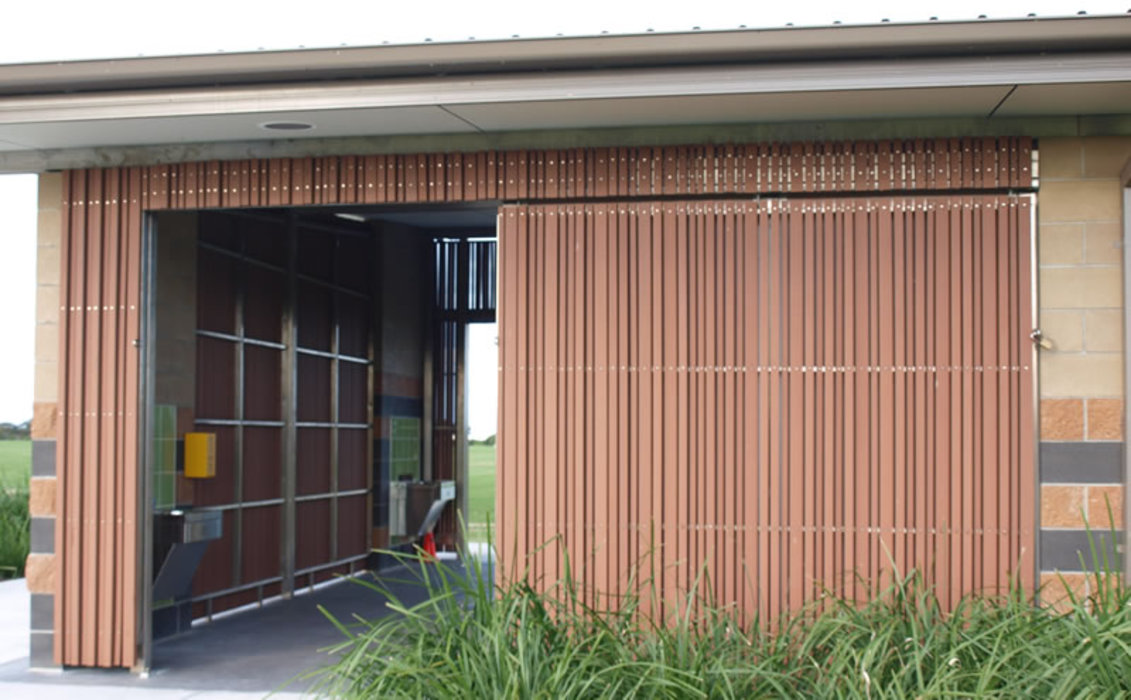 external cladding panels