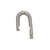 Click to swap image: Heavy Duty Commercial Padlock Shackle 25mm SS