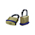 Click to swap image: Non-Rekeyable Solid Brass Padlocks R82 with Shackle Seal