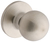 Click to swap image: Bala Knobset Dummy Knob SatinStainless Steel