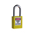 Click to swap image: Safety Plastic Padlock Series R3V Yellow