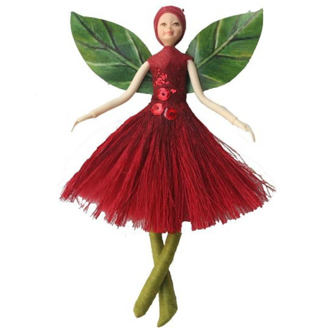 NZ Fairy, Pohutukawa Princess 13cm image 0