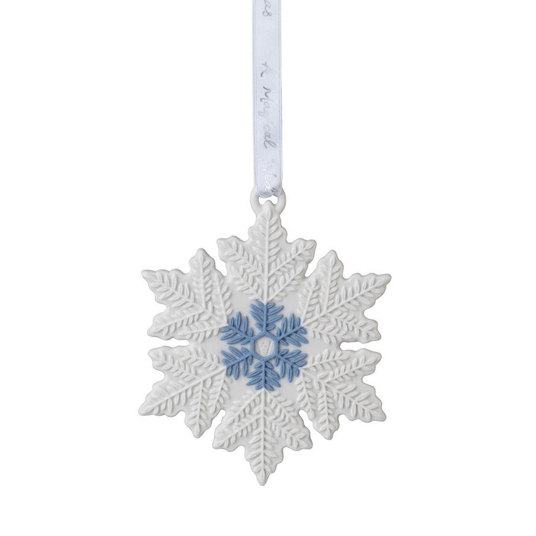 Wedgwood Christmas Snowflake image 0