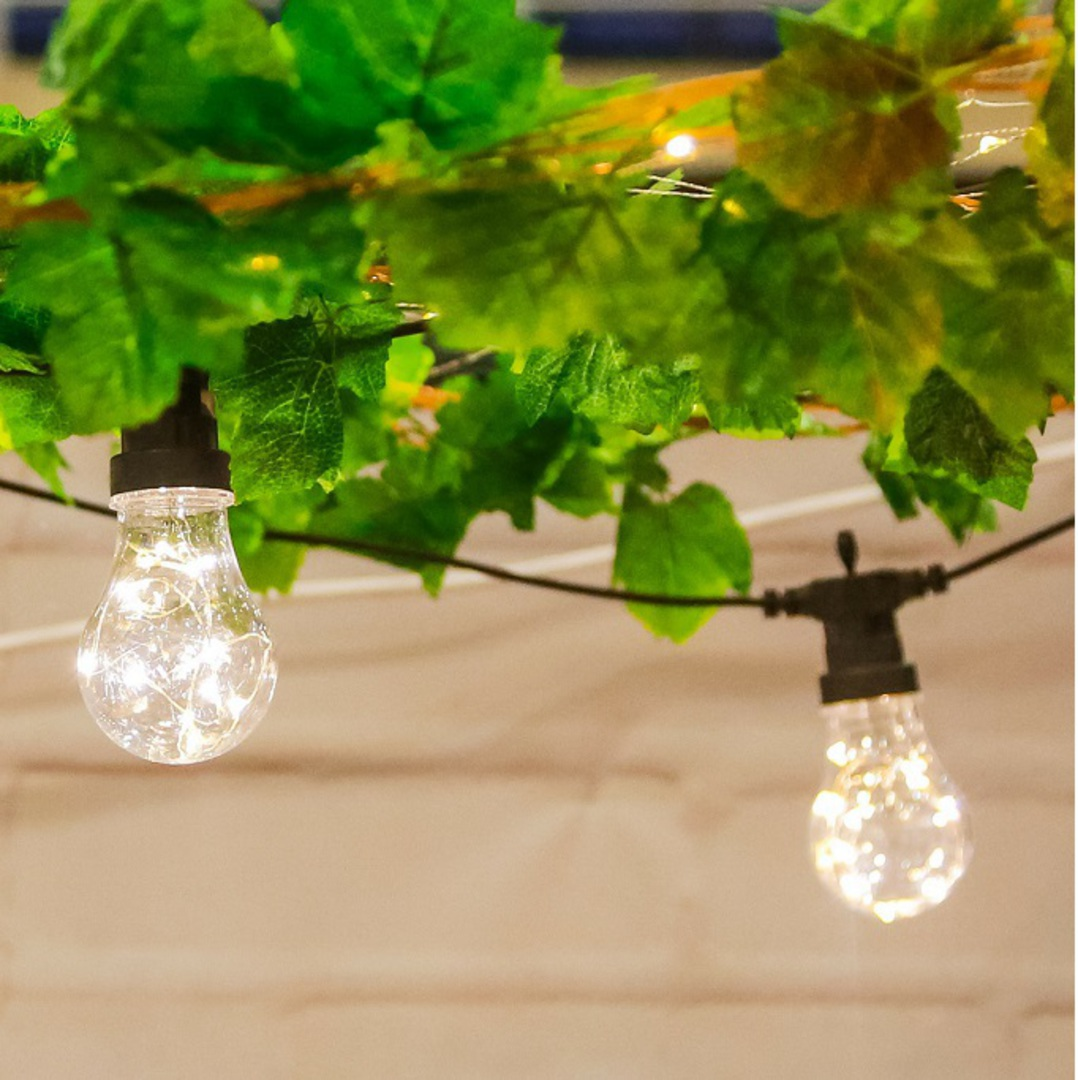 Twinkle Light Bulbs 5mtr, Water Resistant image 0