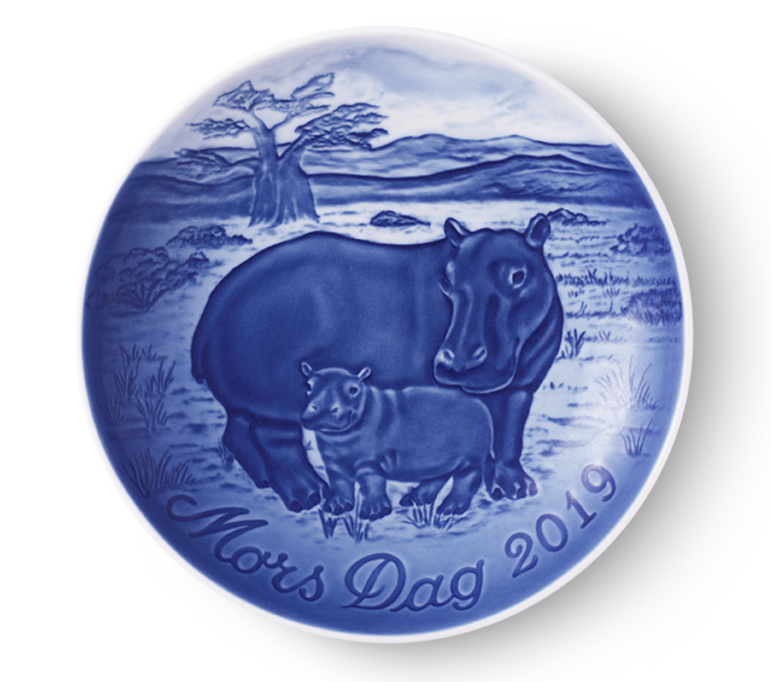 Bing & Grondahl Mother's Day Plate 2019 image 0