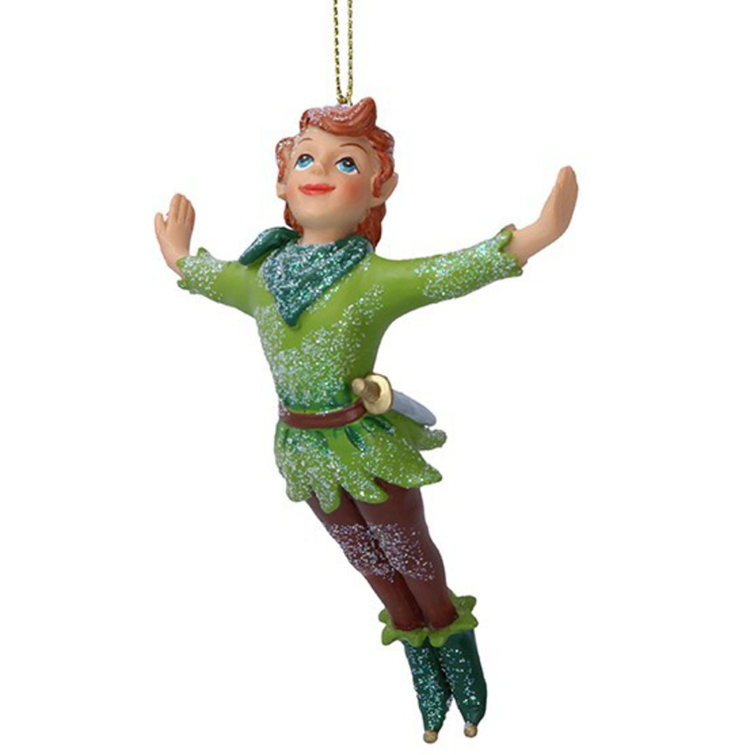 Resin Peter Pan 12cm image 0