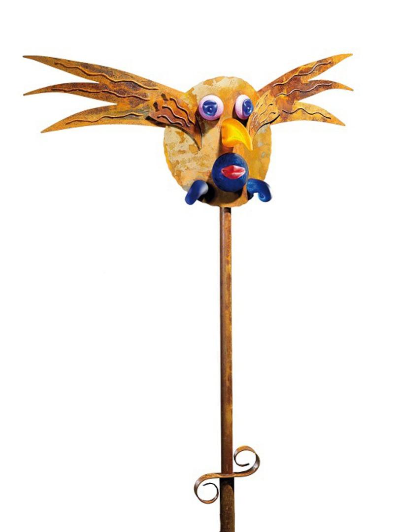 ArtGlass Bird Mask image 0
