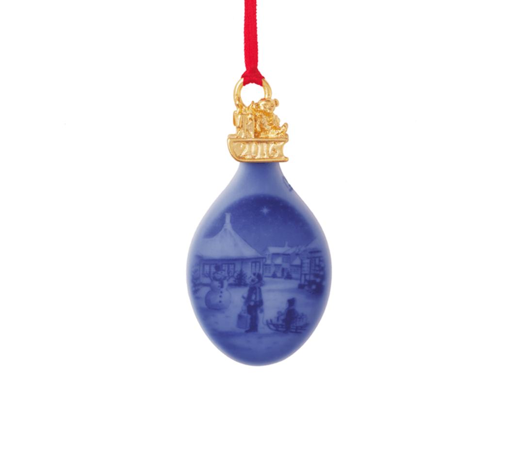 Bing & Grondahl Christmas Drop 2016 image 0