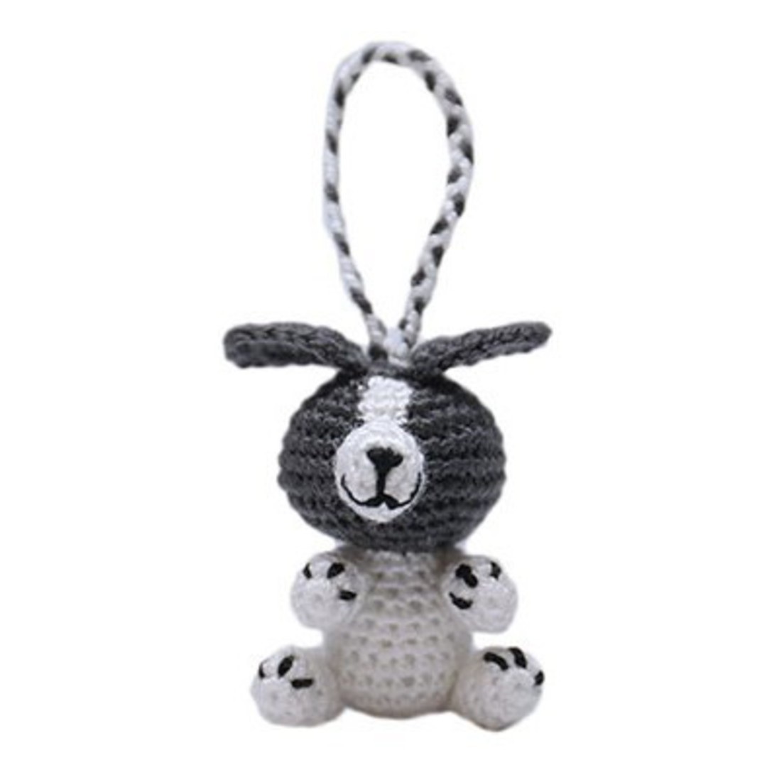 Mini Crocheted Puppy image 0