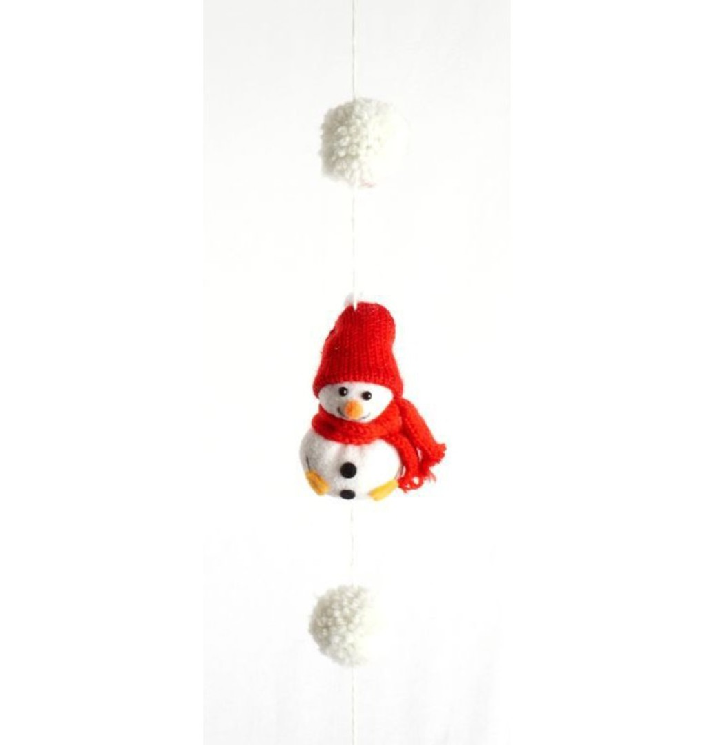 Olaf the Snowman Garland 1.6mtr image 0
