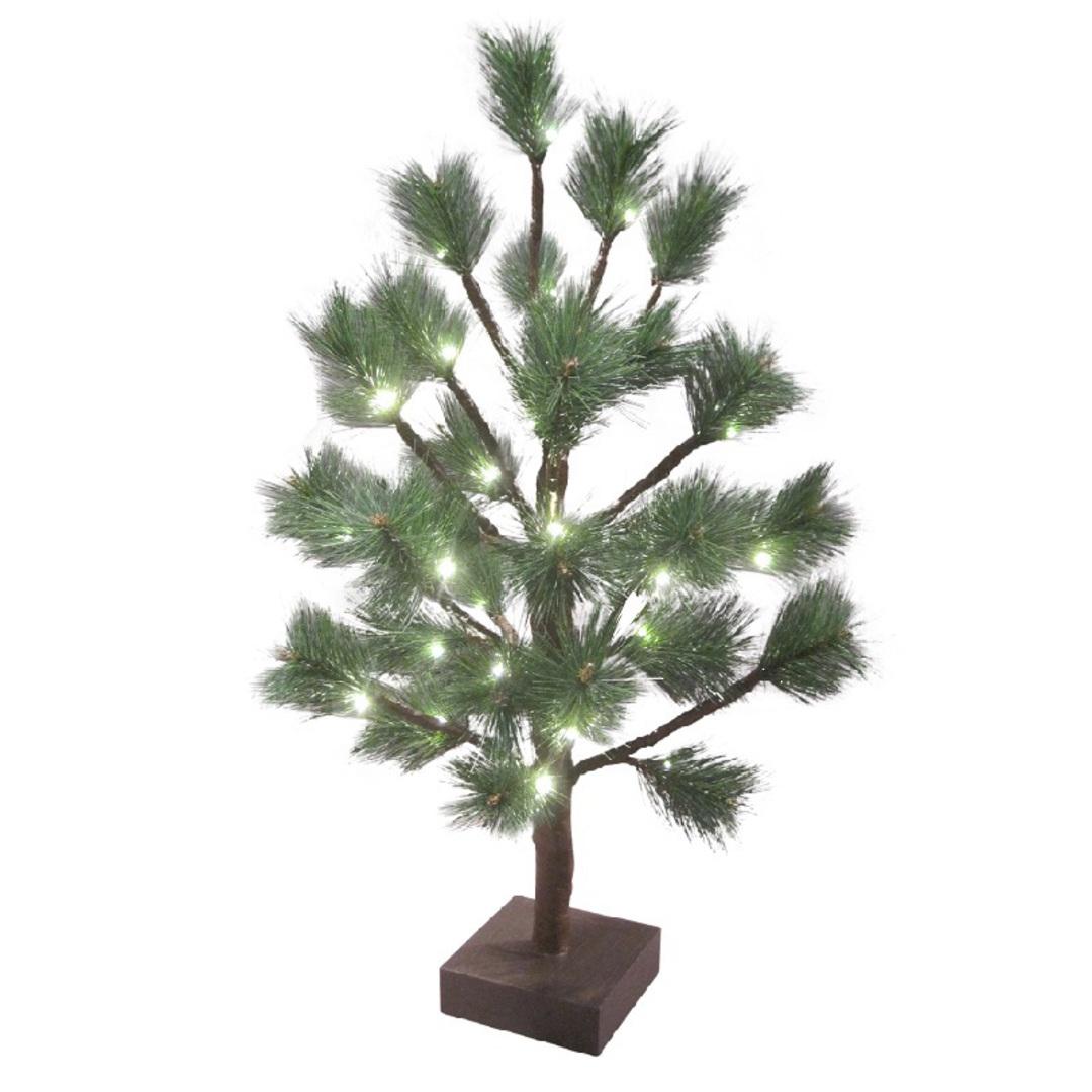 NZ Pine Tree 60cm, 32 LED Lights image 0