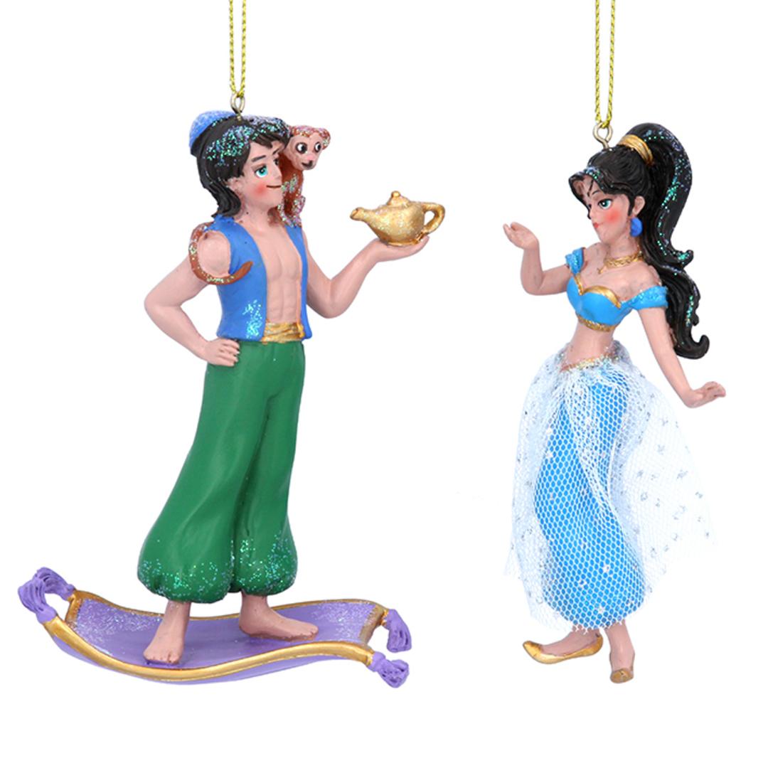 Resin Aladdin or Jasmin 9cm image 0