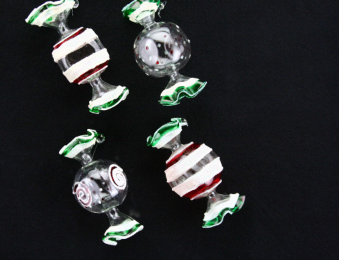 Glass Sweets 8cm image 0