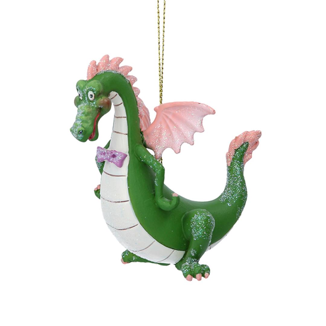 Resin Fairytale Dragon 10cm image 0
