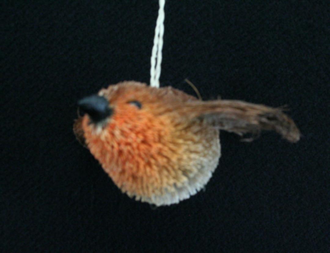 Bristle Flying Robin 12cm image 0