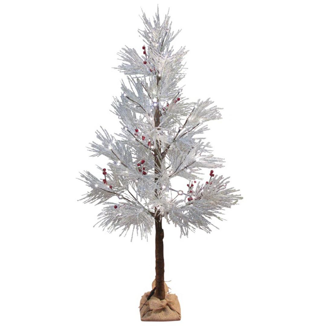 Long Needle Pine Tree 1.5mtr, 72 LED Lights image 0