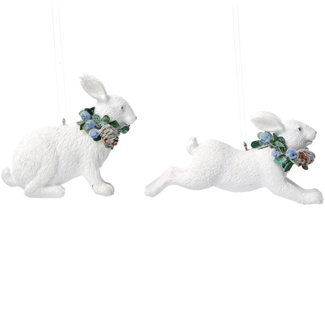 Resin Eucalytus Rabbit 6cm SOLD OUT image 0