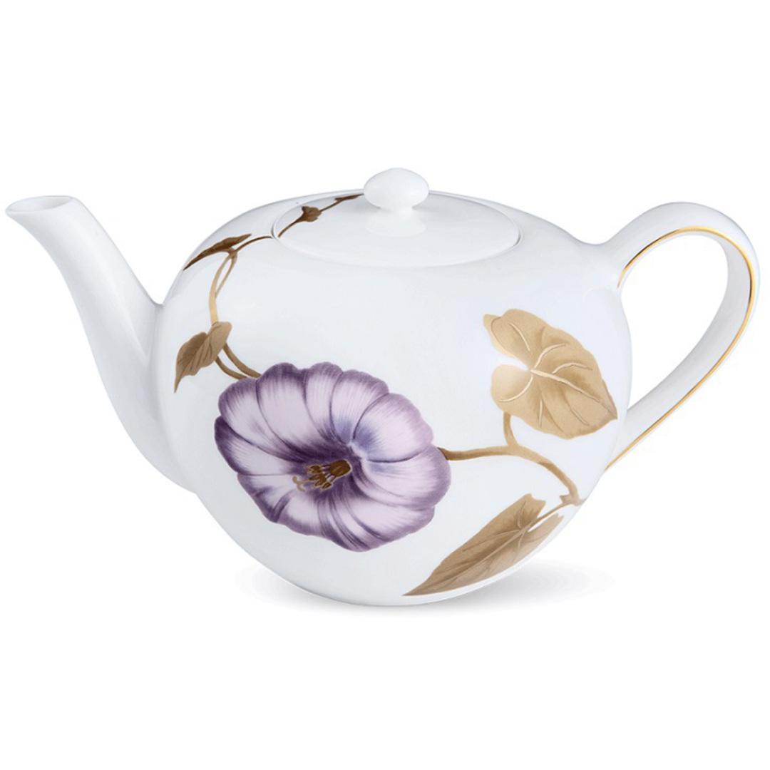 Flora Morning Glory TeaPot 1.3ltr image 0