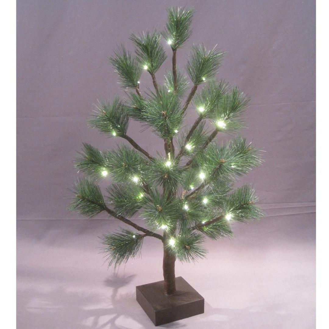 NZ Pine Tree 60cm, 32 LED Lights image 1