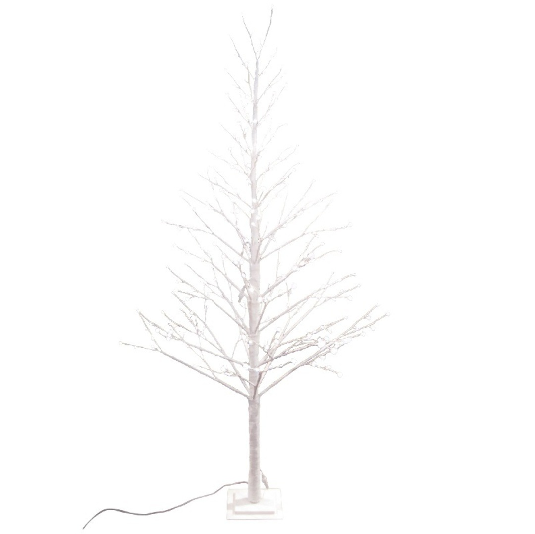 White Twig Tree 2.1mtr, 360 LED Lights image 2