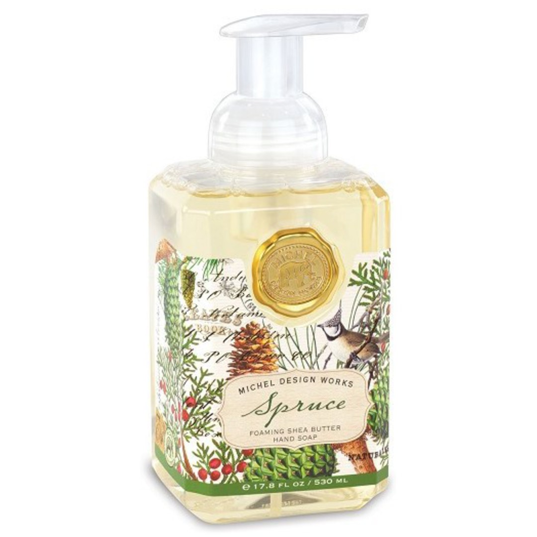 Spruce Foaming Soap image 0