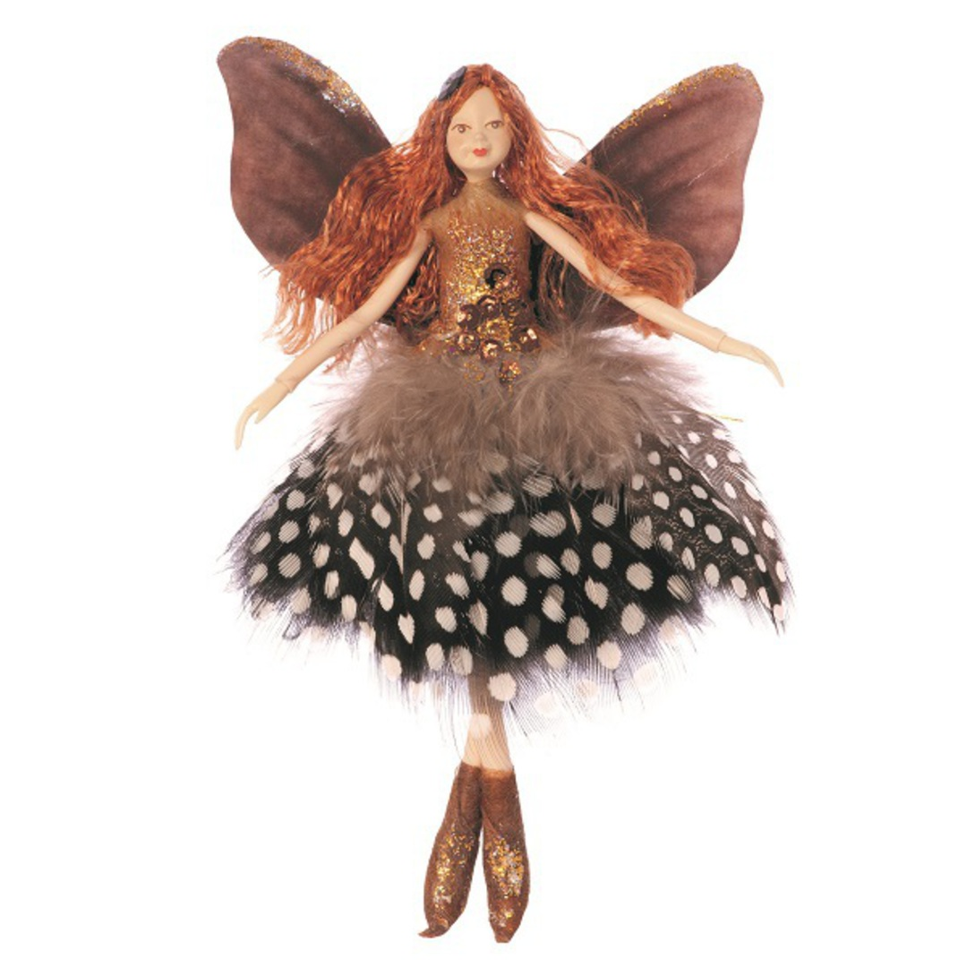 NZ Fairy, Spotted Kiwi 13cm image 0