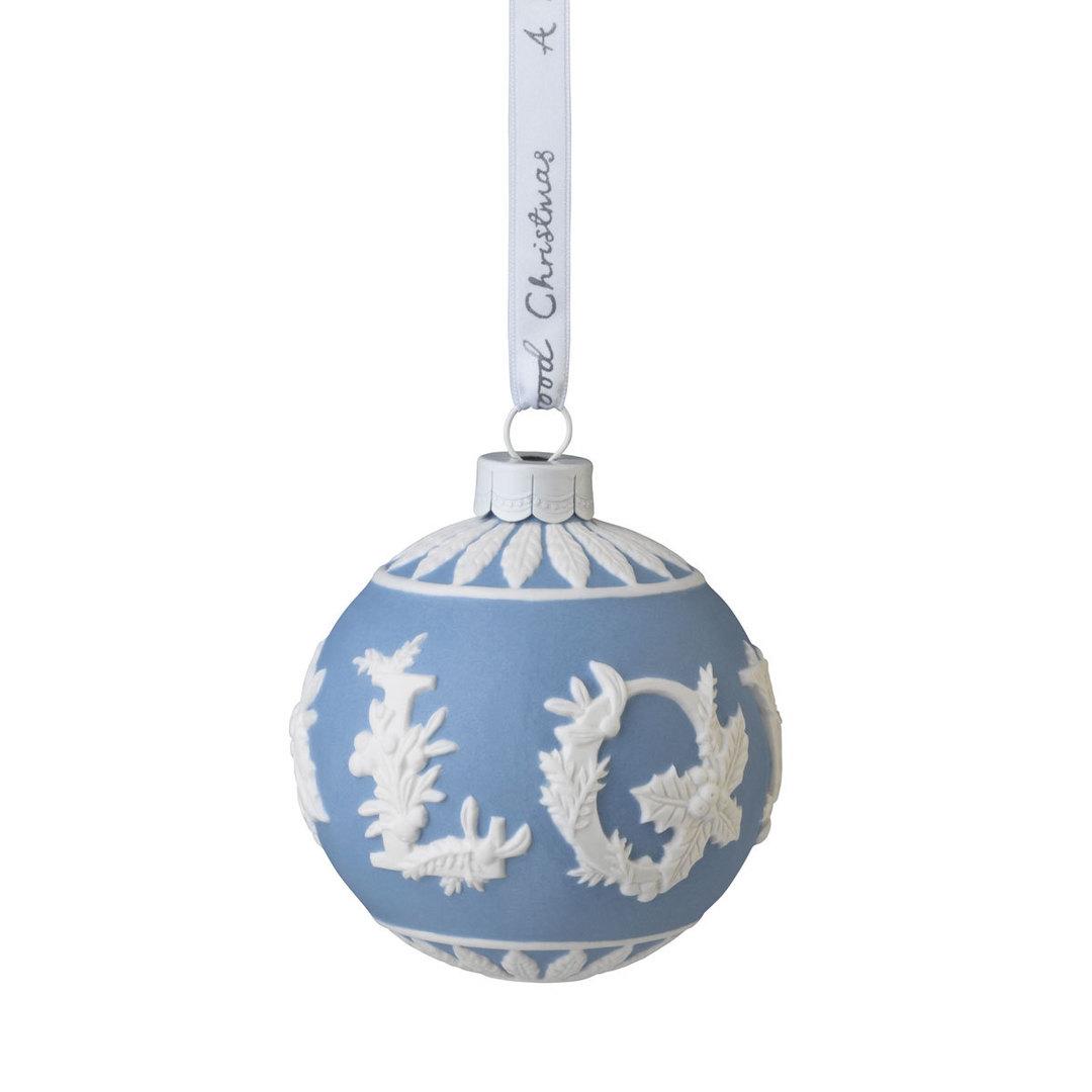 Wedgwood Porcelain Love Bauble image 0