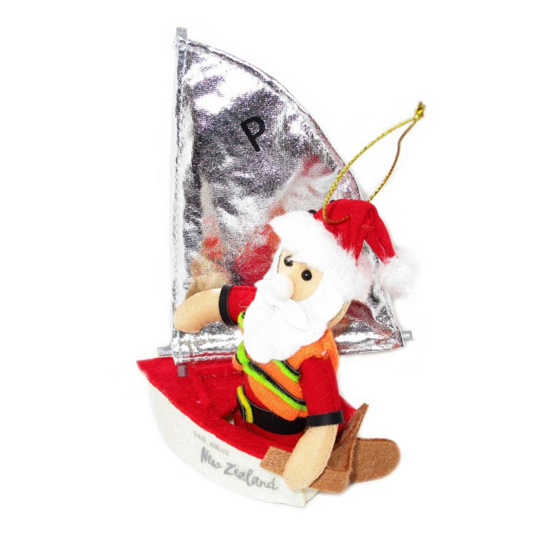 Iconic Sailor Santa image 0