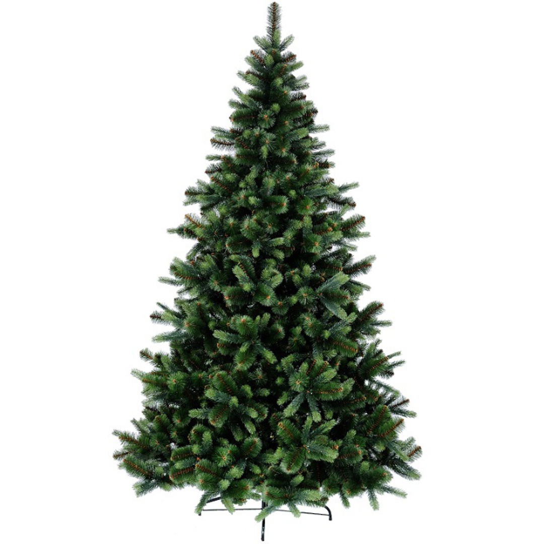 Indent Only - Giant Rocky Christmas Tree image 0