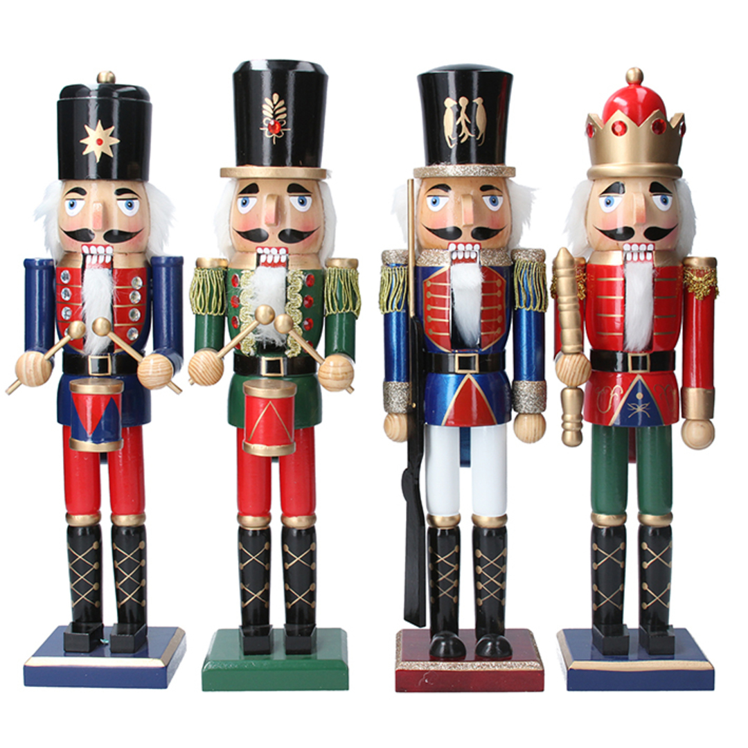 Wood Classic Nutcracker 37cm SOLD OUT image 0