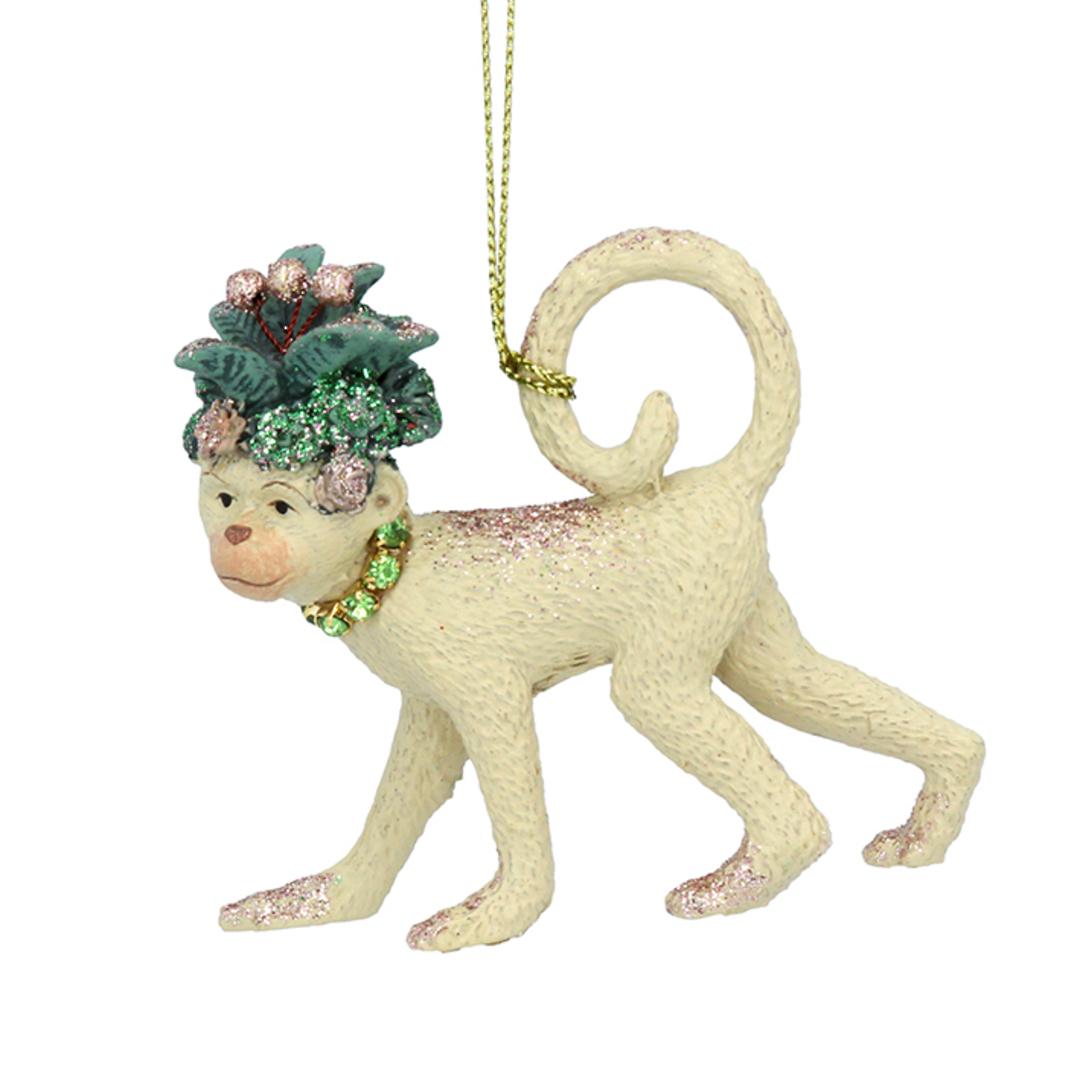 Resin Jungle Monkey 8cm image 0