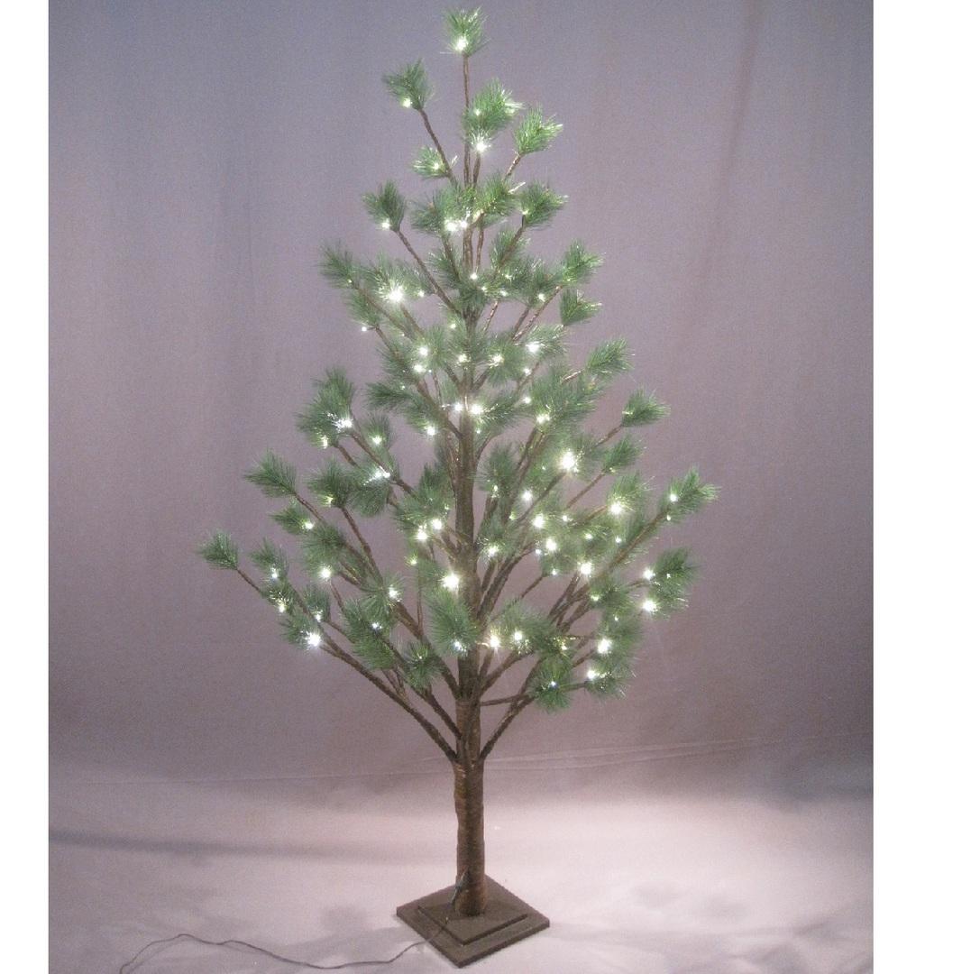NZ Pine Tree 1.8mtr, 124 LED Lights image 0