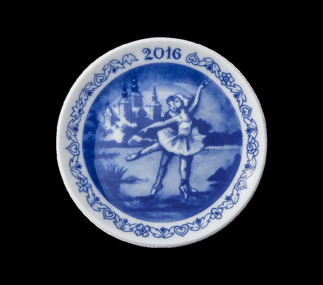 Royal Copenhagen Christmas Plaquette, 2016 image 0