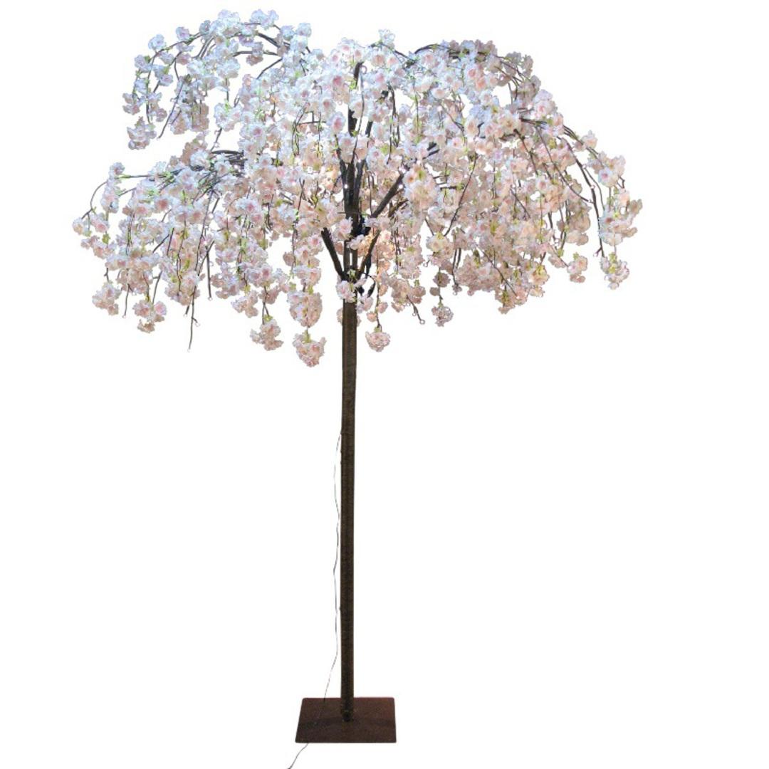 Giant Cherry Blossom Tree 250cm, 288 LED Lights image 0