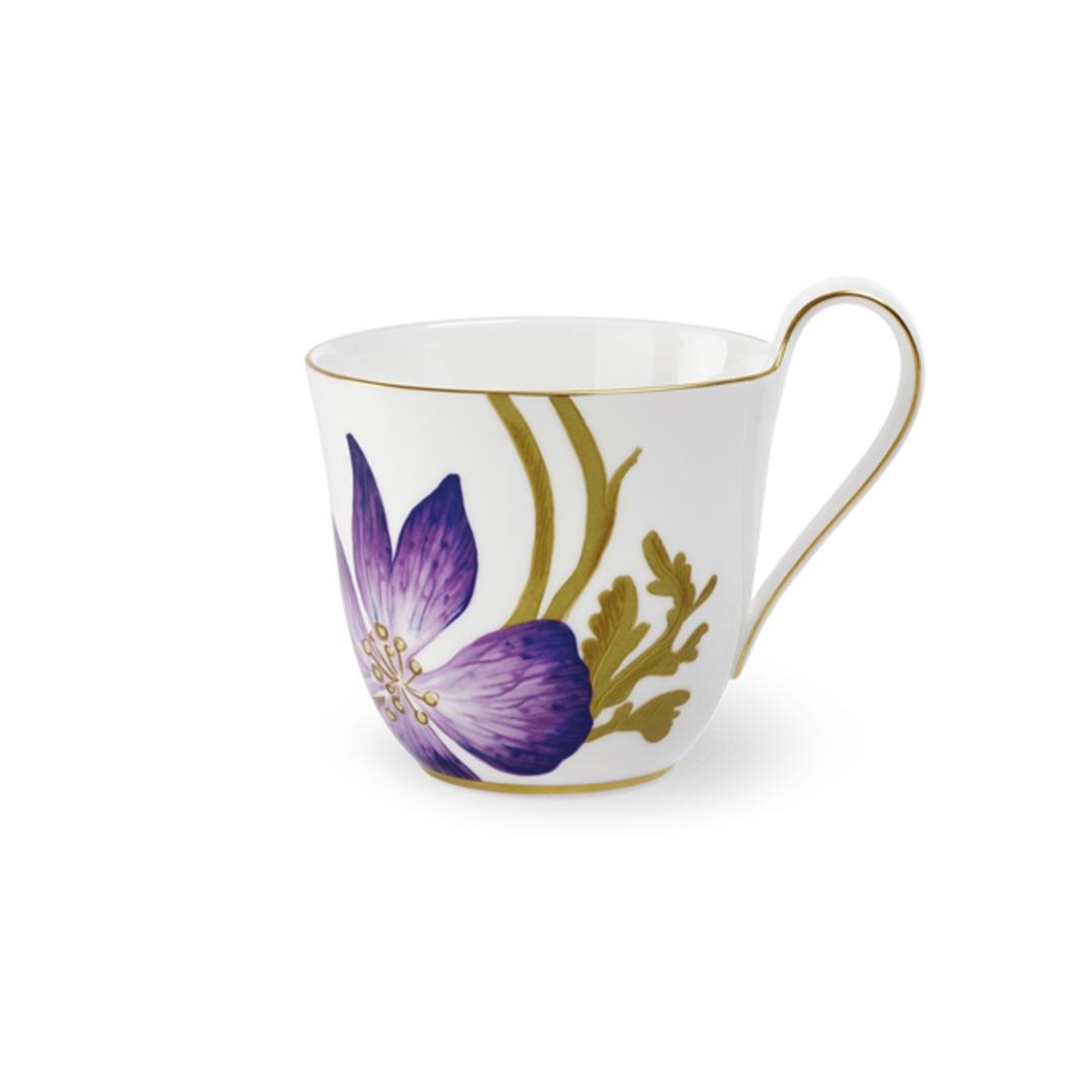 Royal Copenhagen Flora Pansy Hi Handle Cup 330ml image 0