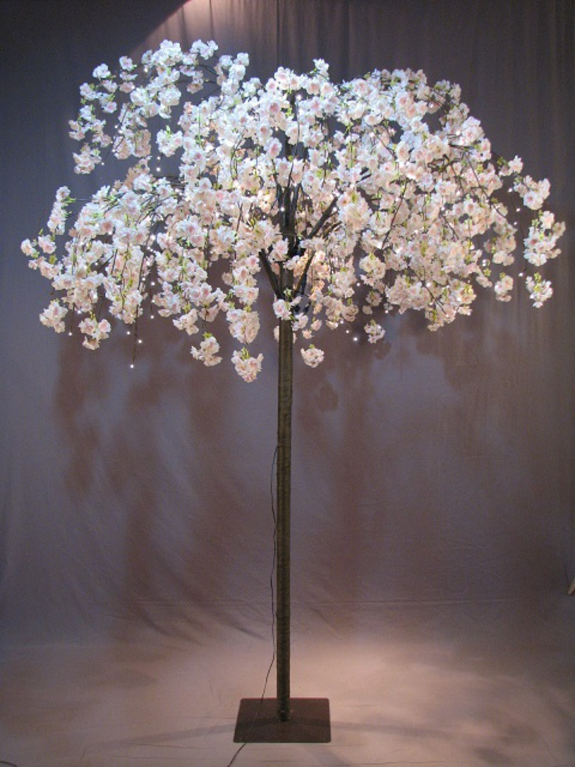Giant Cherry Blossom Tree 250cm with 288 LED Lights image 0