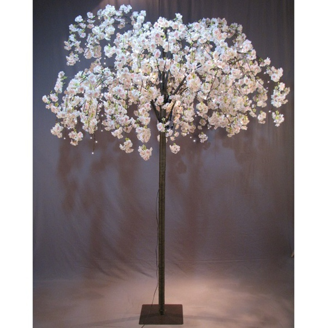 Giant Cherry Blossom Tree 250cm, 288 LED Lights image 1