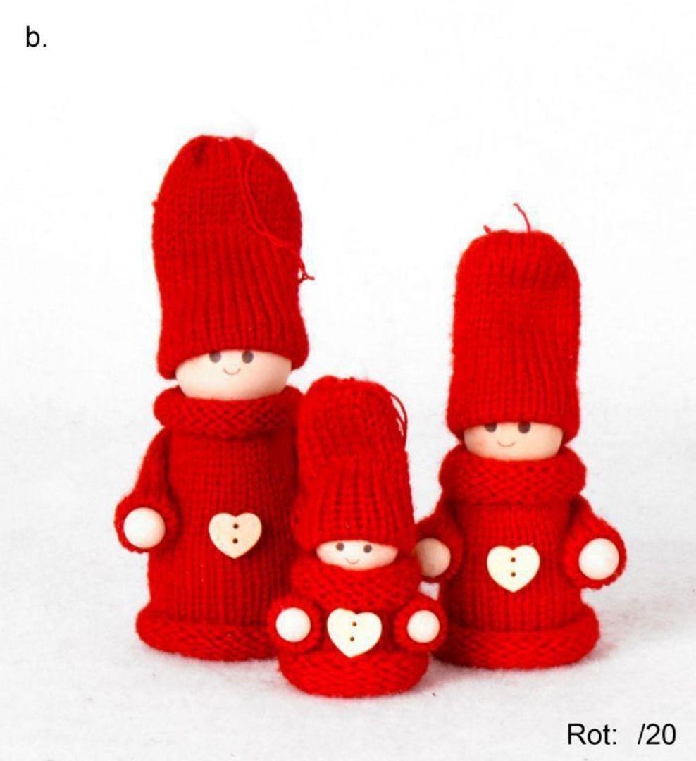 Mini Red Santa Boy image 0