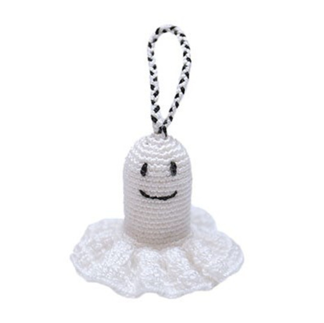 Mini Crocheted Ghost image 0