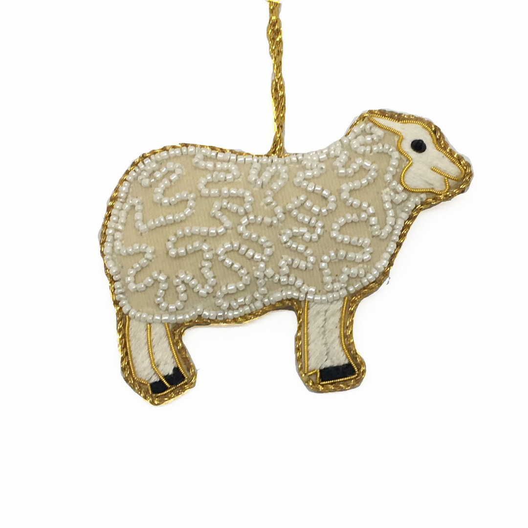 Hanging NZ Animal, Lamb/Sheep image 0