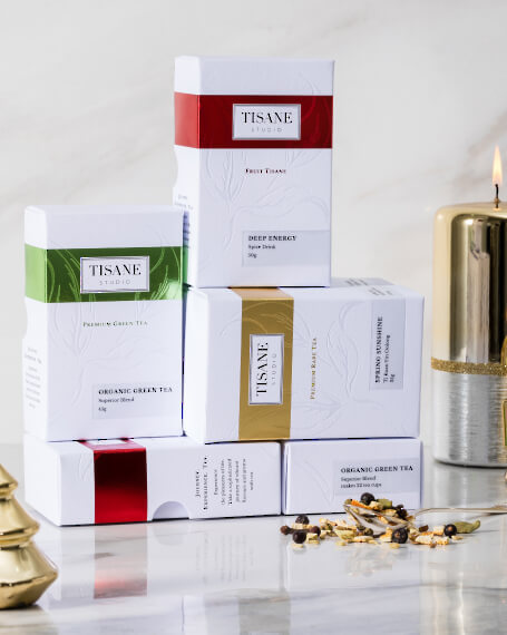Tisane Studio Tea