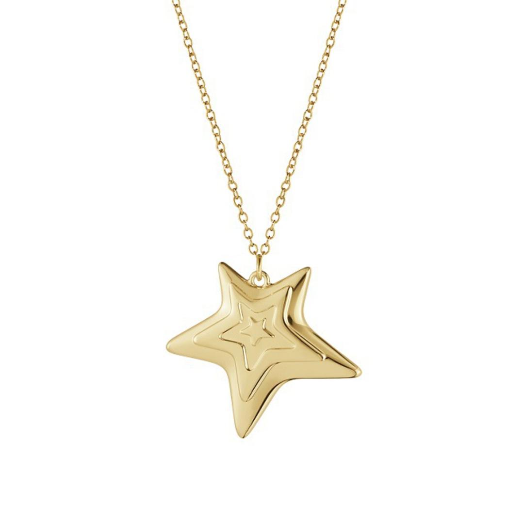 Georg Jensen Chain Ornament, 5 Point Star 2021 image 0