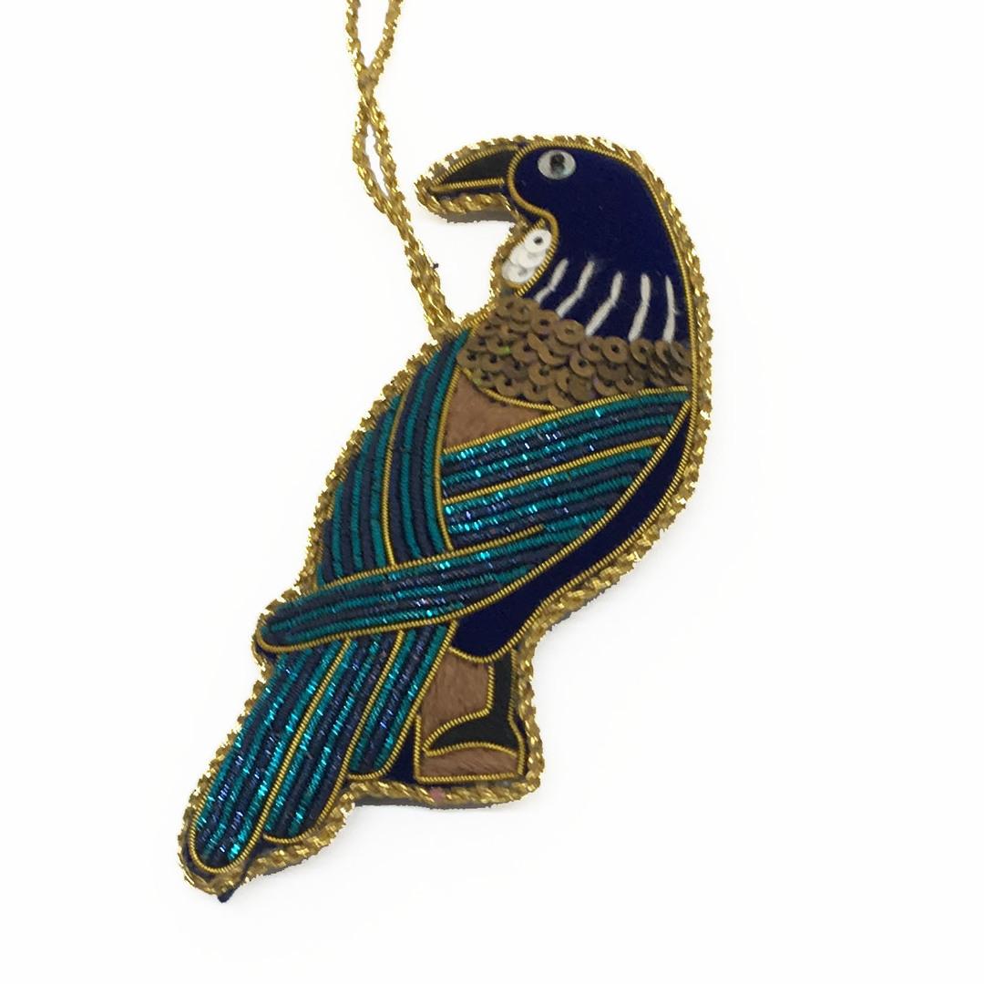 Hanging NZ Bird, Tui image 0